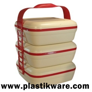 TUPPERWARE THERMO-DUO PICKNICK-SET