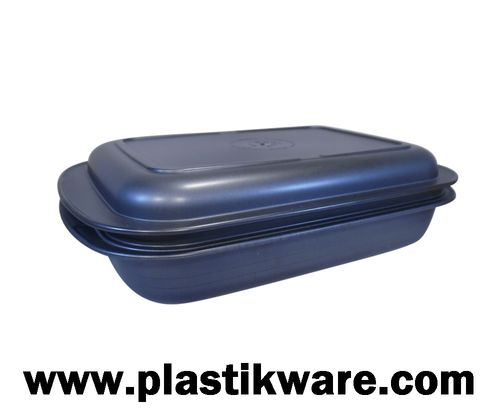 TUPPERWARE ULTRA-PLUS AUFLAUFFORM + DECKEL
