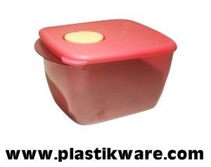 TUPPERWARE WARM-UP 1,5 L / ECKIG