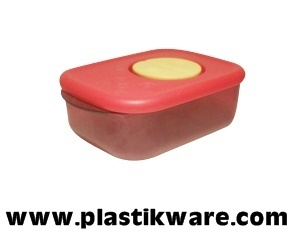 TUPPERWARE WARM-UP 260 ML / ECKIG