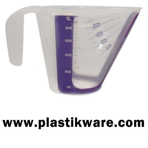 TUPPERWARE COMBI-PLUS MESSGENAU 1,0 L