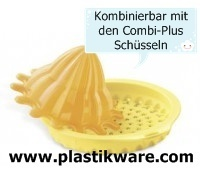 TUPPERWARE COMBI-PLUS ZITRUSWUNDER