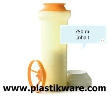 TUPPERWARE MIX-MAX 750 ML