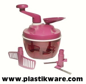 TUPPERWARE QUICK-CHEF 3