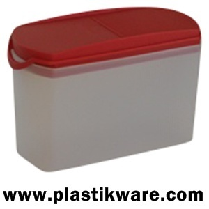 TUPPERWARE EIDGENOSSE PLUS 1,0 L