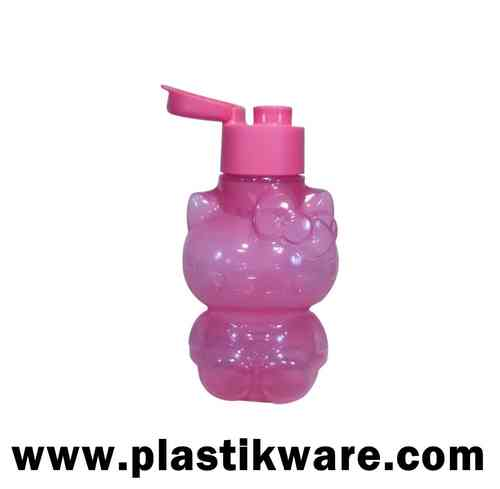 TUPPERWARE ECO KINDER-TRINKFLASCHE / HELLO KITTY
