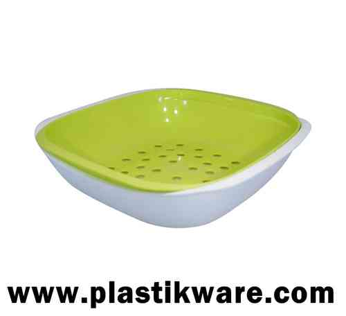 TUPPERWARE ALLEGRA SERVIERSCHALE