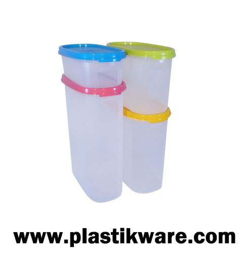 TUPPERWARE EIDGENOSSEN-SET / BUNT