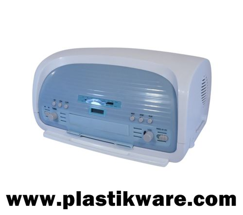 TUPPERWARE BROTMAX RADIO MIT CD-PLAYER