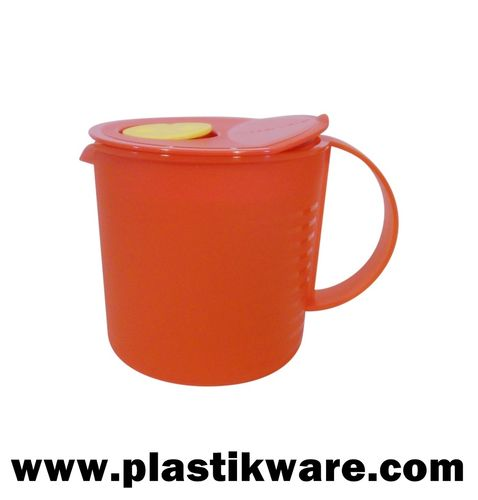 TUPPERWARE WARM-UP MIKROWELLEN-KANNE MIT SKALA 1,2 L