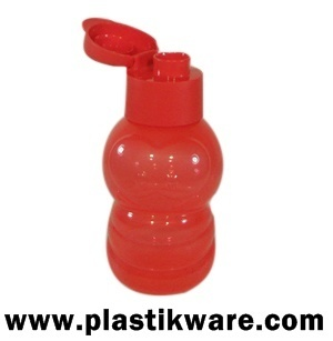 TUPPERWARE ECO EASY KINDER-TRINKFLASCHE WURM
