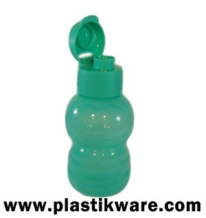 TUPPERWARE ECO EASY KINDER-TRINKFLASCHE DINOSAURIER