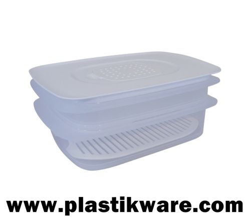 TUPPERWARE COOL'N'FRESH SET (4)